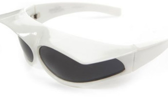 Jeremy Scott and Linda Farrow Sunglasses