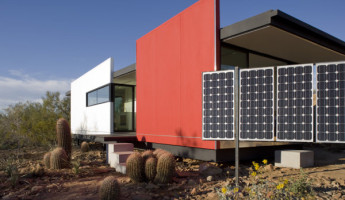 The Taliesin Mod.Fab Prefab Home