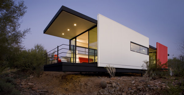 modfab1 The Taliesin Mod.Fab Prefab Home