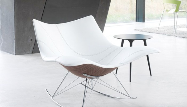 stingray3 The Fredericia Furniture Stingray Rocker