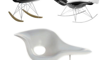 The Fredericia Furniture Stingray Rocker