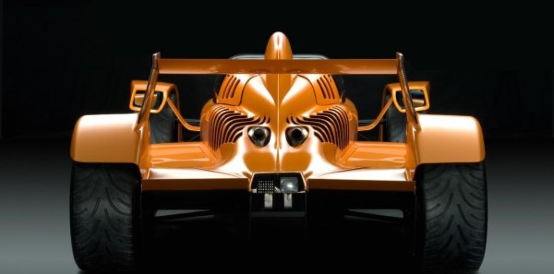 The Caparo T1 Supercar