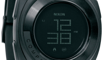 the nixon outsider watch 2 345x200 The Nixon Outsider Watch