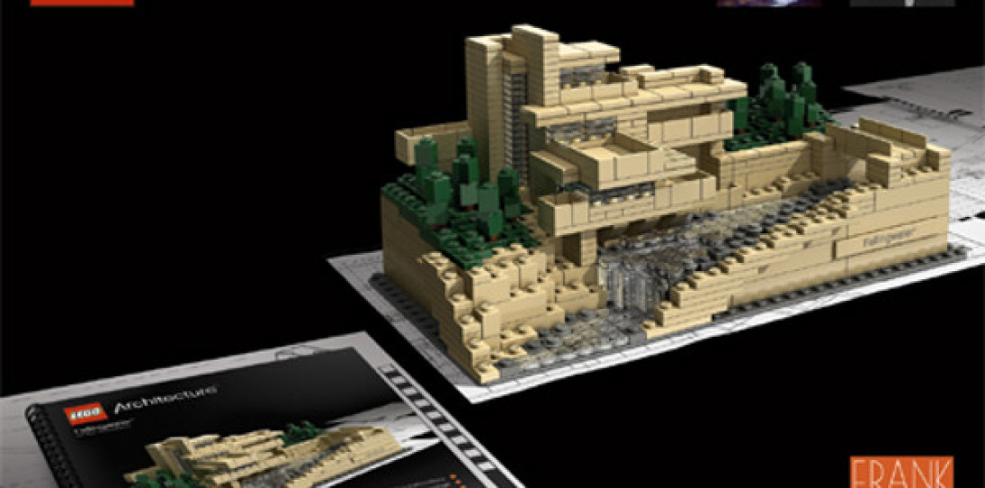 Frank Lloyd Wright Lego Architecture Collection