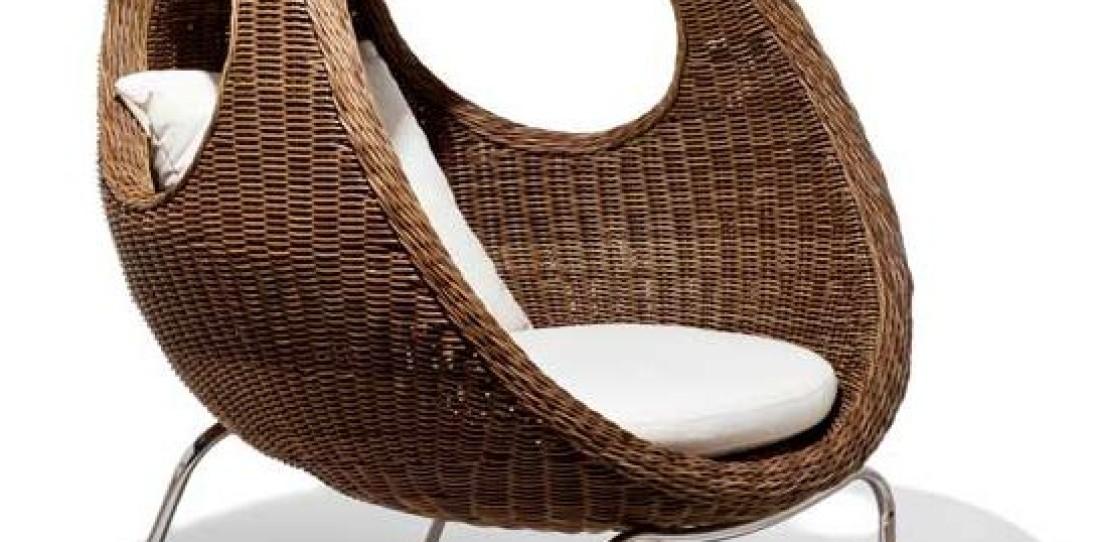 The Ladybug Sofa and Lounge Chair
