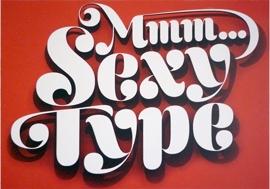 typography artists
