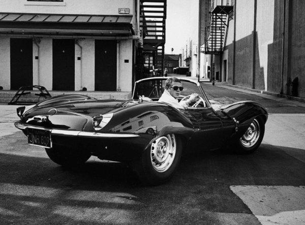 steve mcqueen jaguar xkss 01 Steve McQueens Jaguar XKSS Le Mans Racer