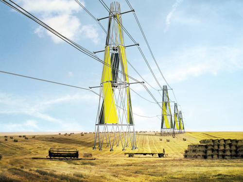wind turbine electricity towers 02 Next Generation Wind Power: Electricity Tower Turbines