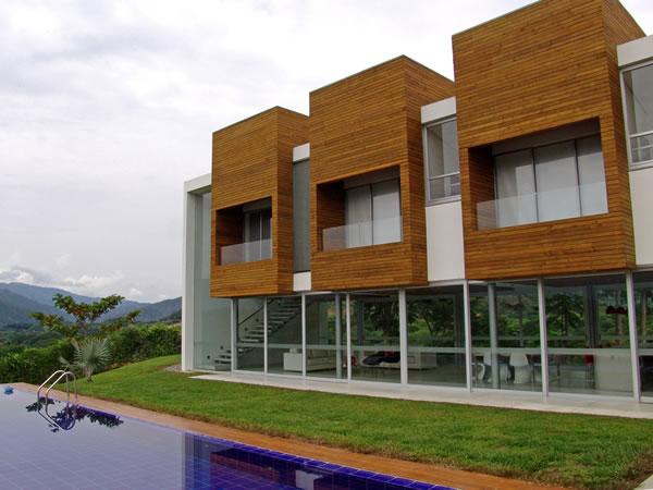 lot 23 house juan esteban correa colombia 02 Lot 23 House by Juan Esteban Correa