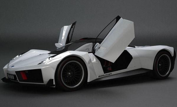 muska super car 03 Muska: the Russian Supercar Concept