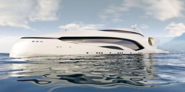 Sea Spectacles 10 Cutting Edge Boats Of The Future