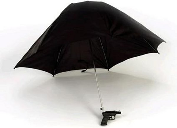 pistol-umbrella