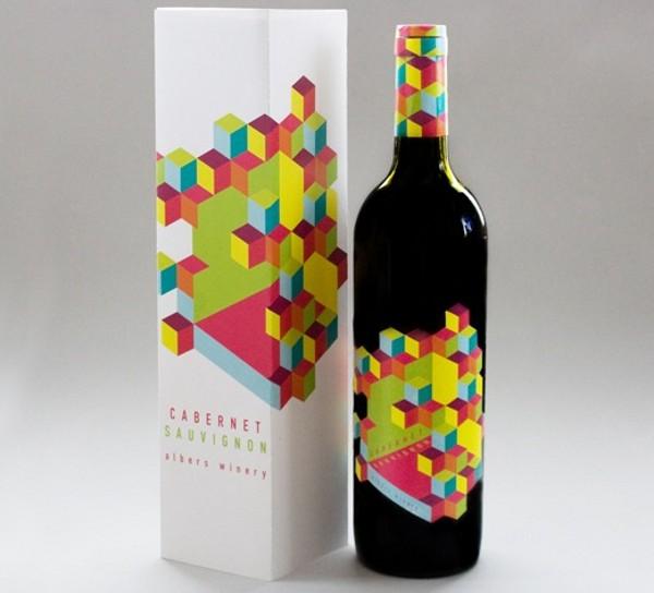 30 Creative And Unusual Wine Label Designs