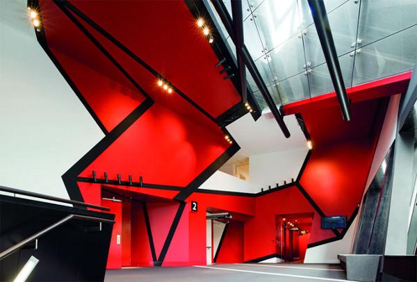 melbourne recital center by ashton raggatt mcdougal architects 2 Melbourne Theater Company by Ashton Raggatt McDougal Architecture