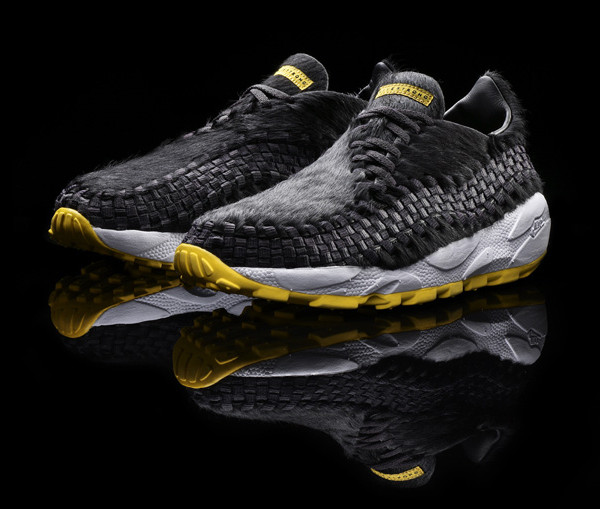 nike footscape livestrong hideout1 Nike Footscape x LiveStrong x Hideout Sneakers