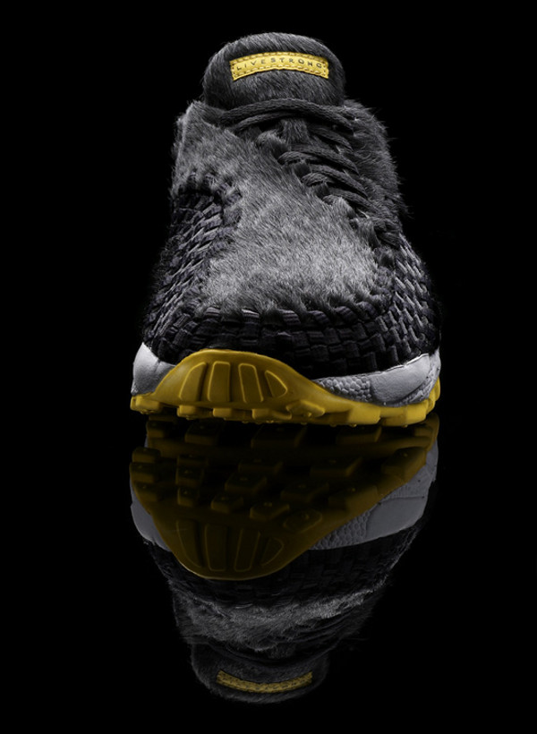 nike footscape livestrong hideout2 Nike Footscape x LiveStrong x Hideout Sneakers