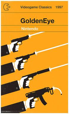 olly-moss_videogame-classics_golden-eye