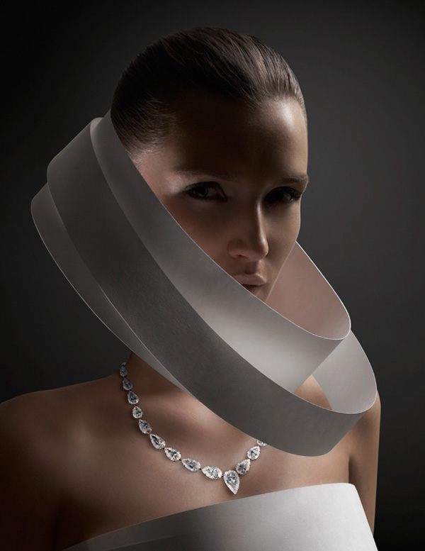 paper fashion by alexandra zaharova and ilya plotnikov 9 Paper Sculpture Fashion by Zaharova and Plotnikov