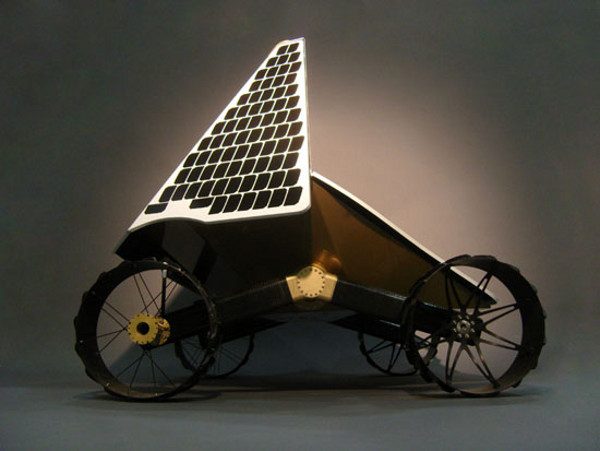 solar lunar module by astrobotic prototype The New Lunar Rover by Astrobotic Technologies