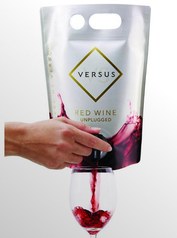 Wine Label Designs versus-wine-pouch
