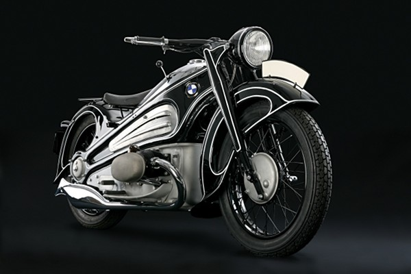 1934 bmw r7 1 The 1937 BMW R7: Restored to Perfection