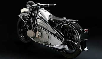 The 1937 BMW R7: Restored to Perfection