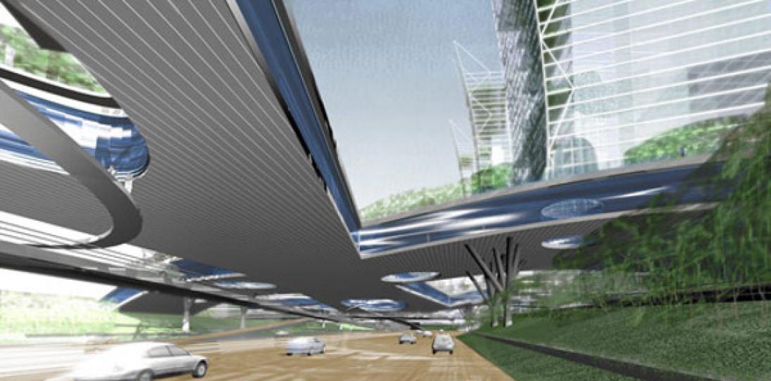Chicago West Loop Park's Green Urban Design