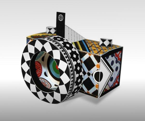 corbis readymech camera 1 Corbis Readymech Paper Pinhole Cameras