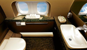 Etihad First Class World Travel
