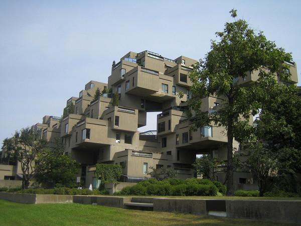 habitat 67 by brian pirie 1 Habitat 67: Montreals Prefabricated City