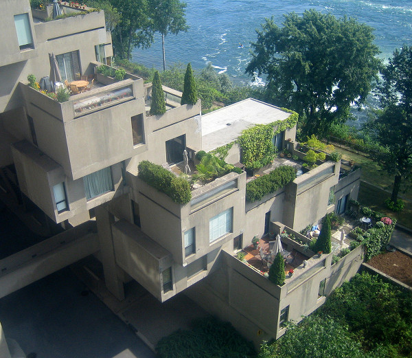 Habitat 67: Montreal's Prefabricated City on hut house designs, independent house designs, pole houses designs, forest house designs, portico entrance designs, nature house designs, permaculture house designs, light house designs, muji house designs, birdhouse house designs, family house designs, hunting house designs, unique house designs, harvest house designs, shelter house designs, residential entry portico interior designs, ikea house designs, wildlife house designs, fish house designs, tree house designs,