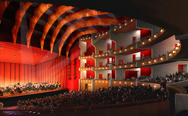 Theater Architecture 10 Modern Music Hall Masterpieces