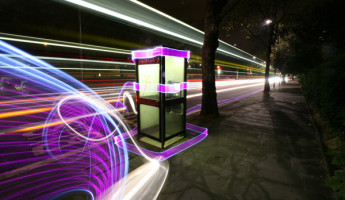 London Light Graffiti by Lichtfaktor