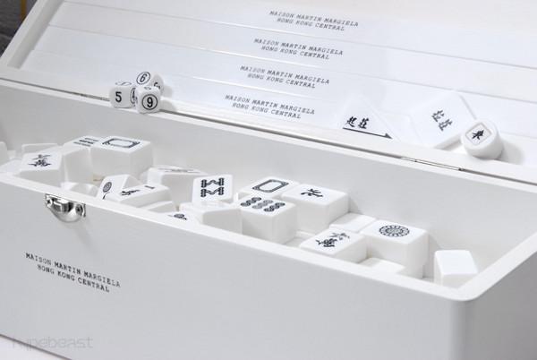 mahjong set by maison martin margiela 1 Mahjong Set by Maison Martin Margiela