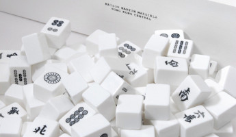 Mahjong Set by Maison Martin Margiela