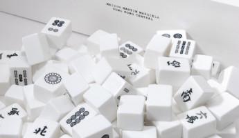 Mahjong Set by Maison Martin Margiela