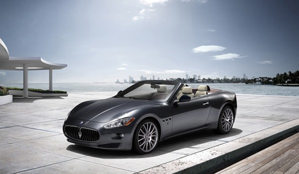 maserati grancabrio 1 Maserati GranCabrio Officially Revealed