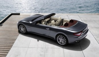 Maserati GranCabrio Officially Revealed