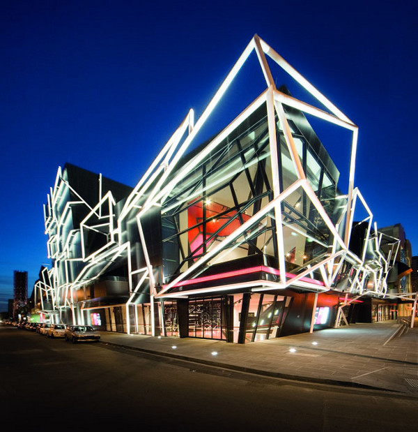 melbourne theater company 1 Theater Architecture: 10 Modern Music Hall Masterpieces