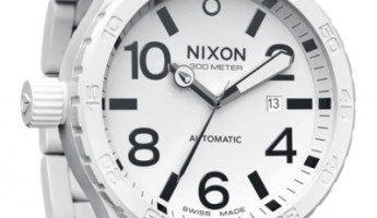 Nixon Fall 2009 Elite Ceramic Collection