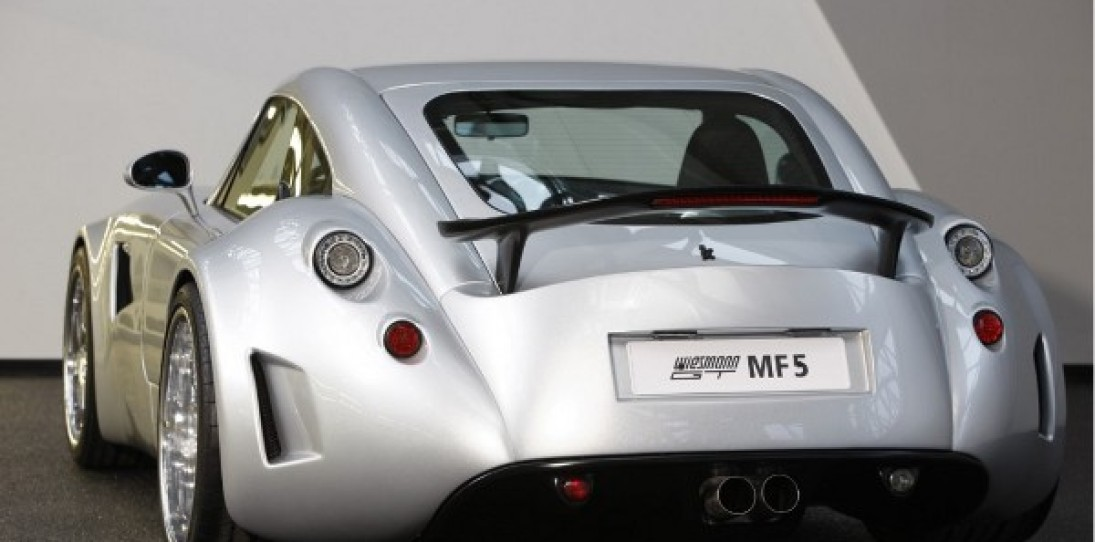 Wiesmann Roadster MF5 Coming to Frankfurt