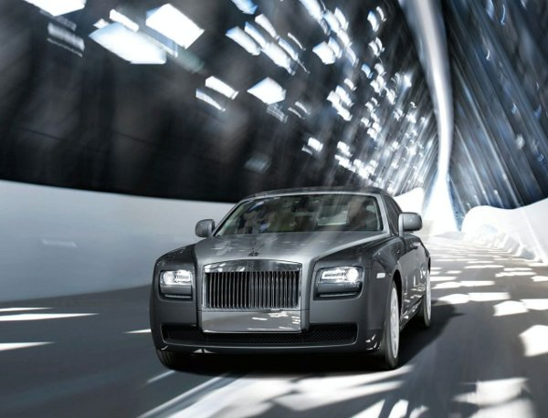 2011 rolls royce ghost 1 2011 Rolls Royce Ghost