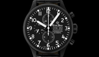 Ernst Benz Great Circle Chronograph Watch