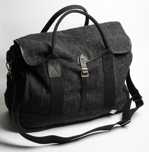 Lou Dalton Weekender Heavy Cotton Bag 1 Lou Dalton Weekender Heavy Cotton Bag