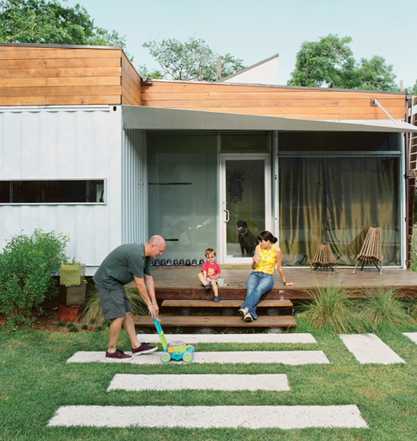 cordell house shipping container home 1 Cordell House Shipping Container Architecture