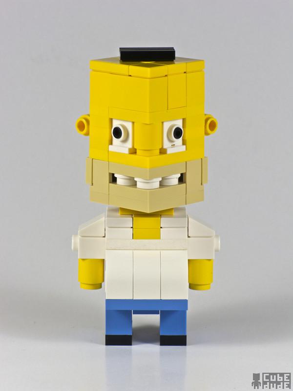 cube-dudes_homer-simpson_1