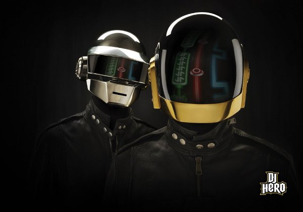 daft punk dj hero 1 Daft Punk in DJ Hero