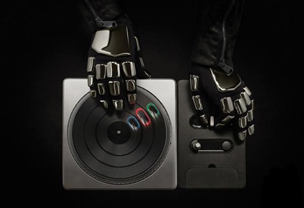 daft punk dj hero 2 Daft Punk in DJ Hero