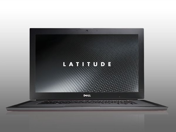 dell lattitude z600 1 Dell Z600 Lattitude Laptop with Wireless Charging