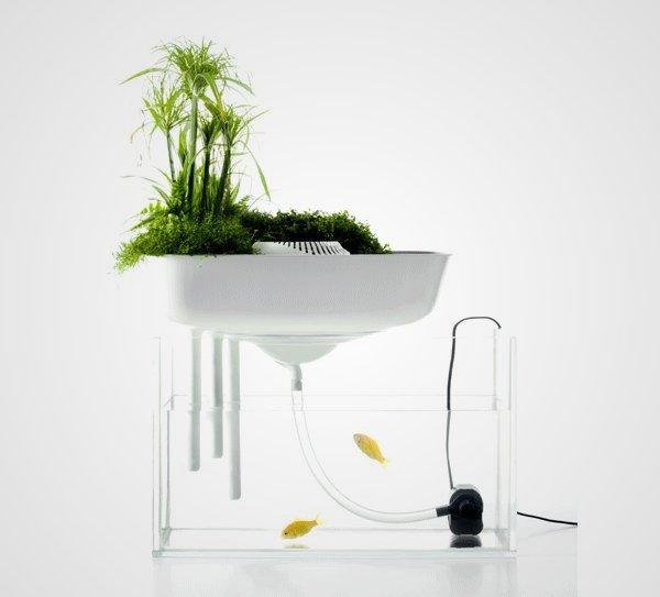 floating garden benjamin graindorge duende studio 1 Floating Garden by Duende Studio